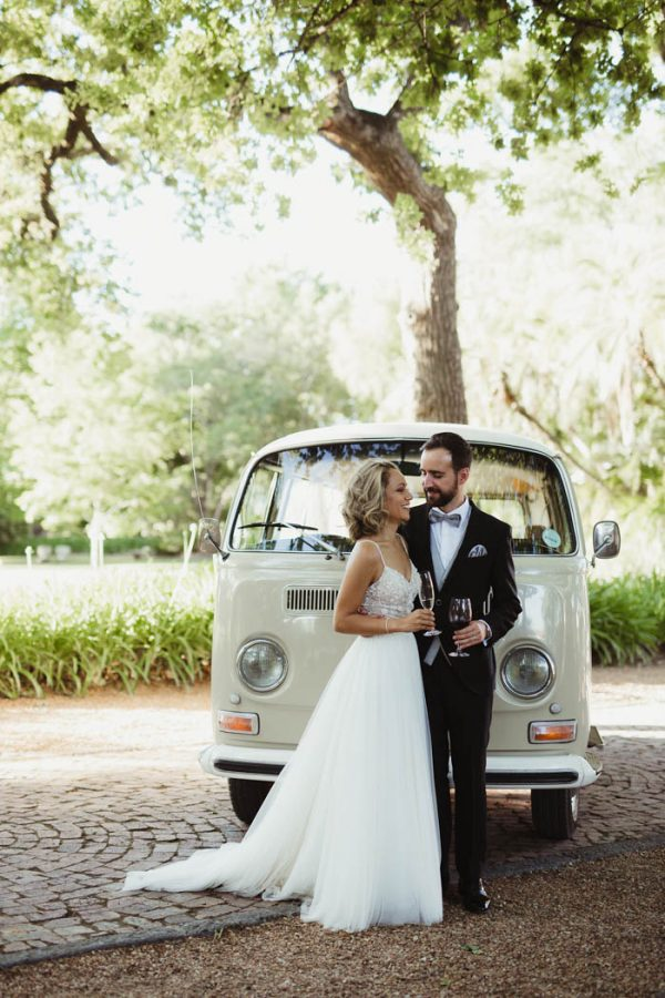 Relaxed South African Destination Wedding at Nooitgedacht Estate