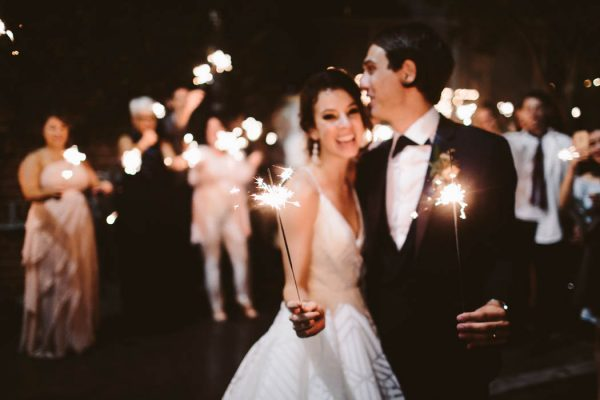 Artistic Los Angeles Wedding At Daily Dose Cafe