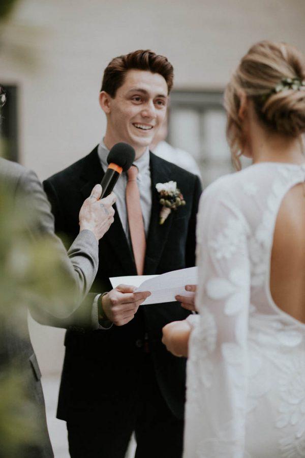 Howl Long Beach Wedding