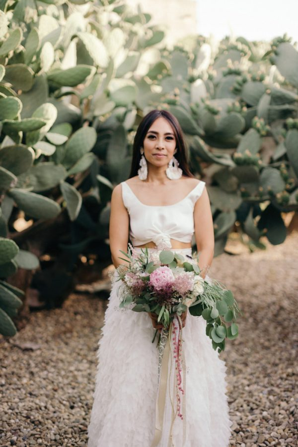 Moroccan-Inspired Boho Chic Wedding In Southern Italy