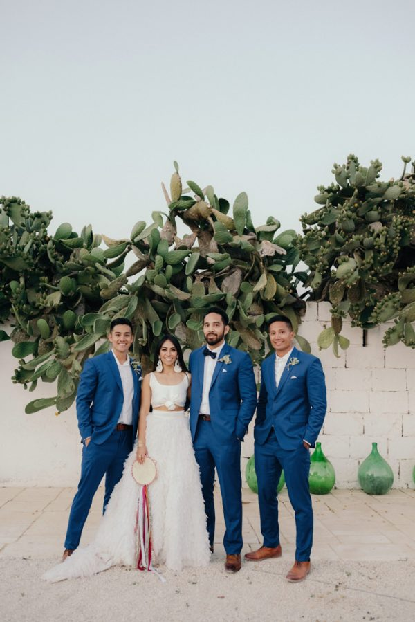 Moroccan Inspired Boho Chic Wedding In Southern Italy