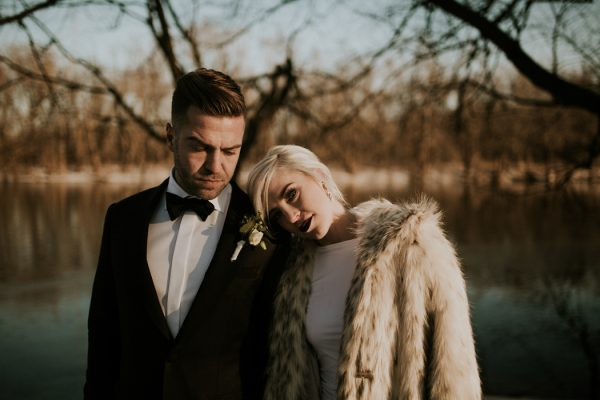 This Cincinnati Wedding Took Guests On A Literal Journey