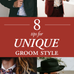 Unique Groom Style Ideas for Well-Dressed Guys