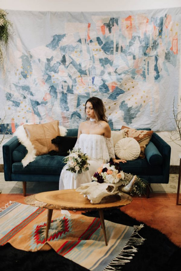 Intimate Temecula Dinner Party Wedding At Gather 107