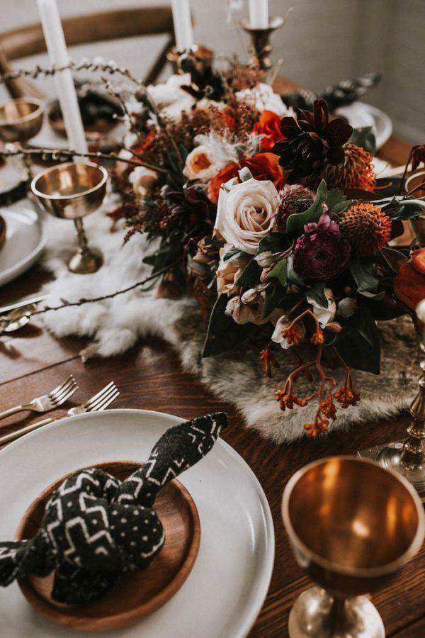wedding blog romantic southwestern inspired inspiration charcoal loft