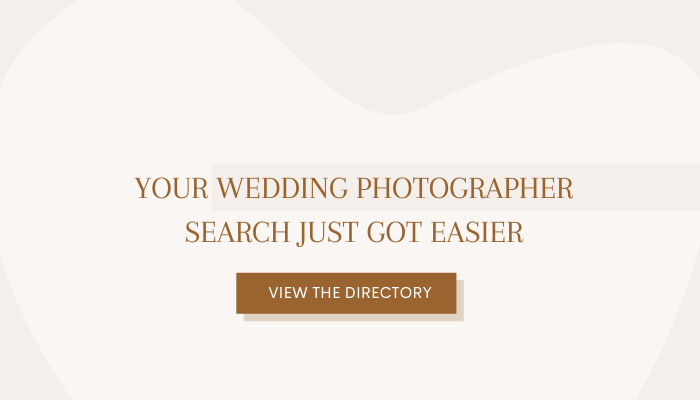 wedding photographer search