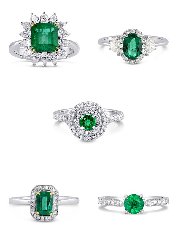 3 gemstone engagement rings you t considered