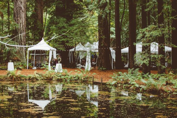 From The Planner This Loved Outdoor Nature Of Venue But Wanted To Make Sure It Felt Like A Cly Affair Using Neutral Color Palette