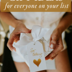 Wedding Day Gift Ideas for Everyone On Your List