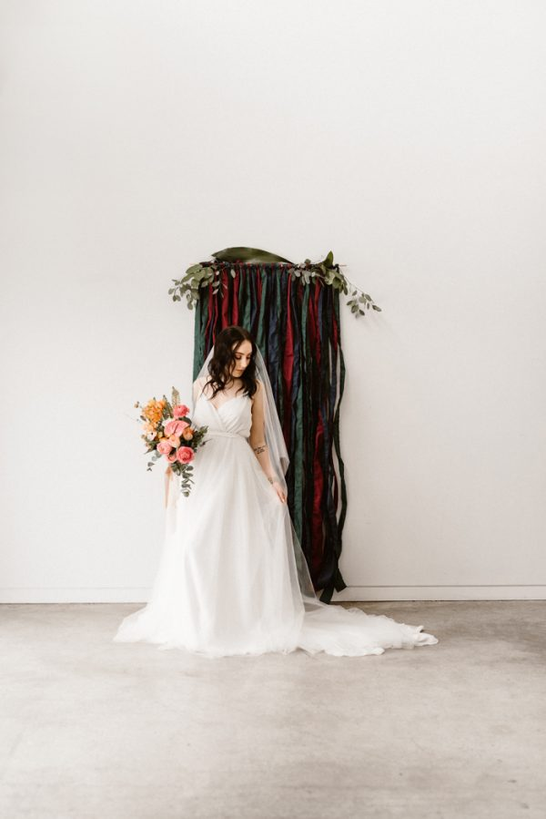 Just Try Not To Smile At This Colorful Southwestern Wedding Inspiration Shoot
