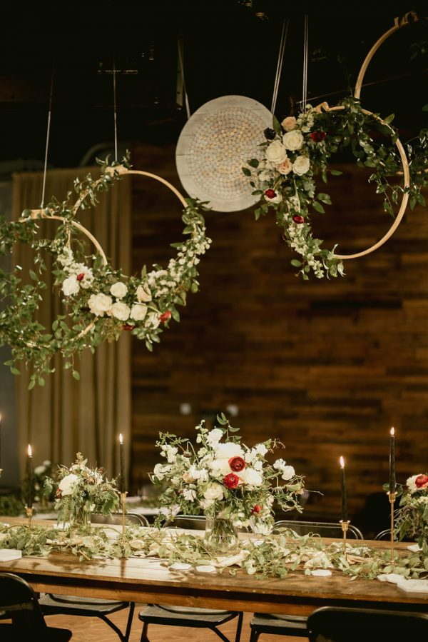 The Floral Design is To Die For in This Lush Atlanta ...