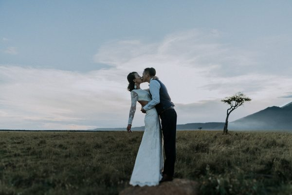 Doris And Sam S Kenya Elopement Is Hands Down One Of The Most Adventurous Exhilarating Culturally Diverse Weddings We Ve Had Honor Featuring On