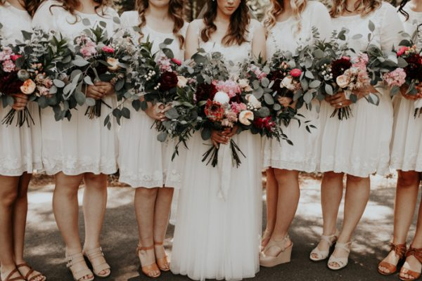 This Emotional Portland Wedding Took Place at the Bride's