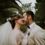 Lavender and Indigo French Wedding at Cabanes Bartherotte