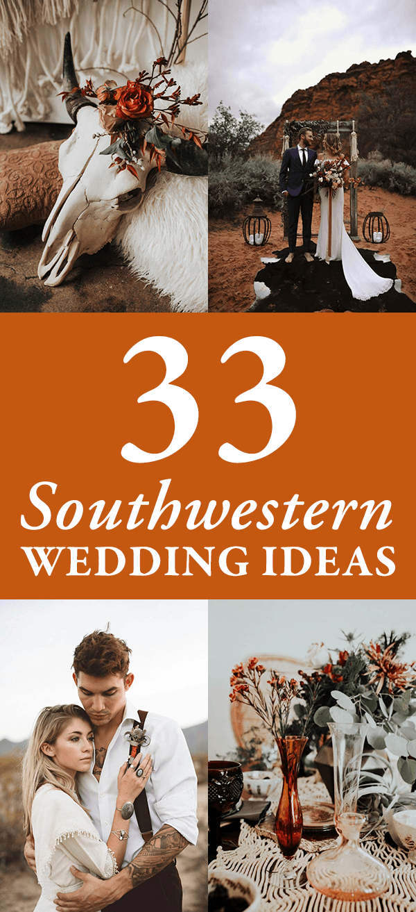 33 Southwestern Wedding Decor Ideas | Junebug Weddings