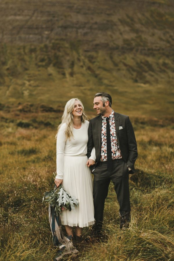 The Most Precious Iceland Elopement You've Seen
