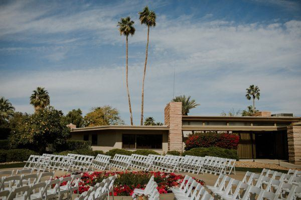 Absolutely Glamorous Palm Springs Wedding At The Frank Sinatra
