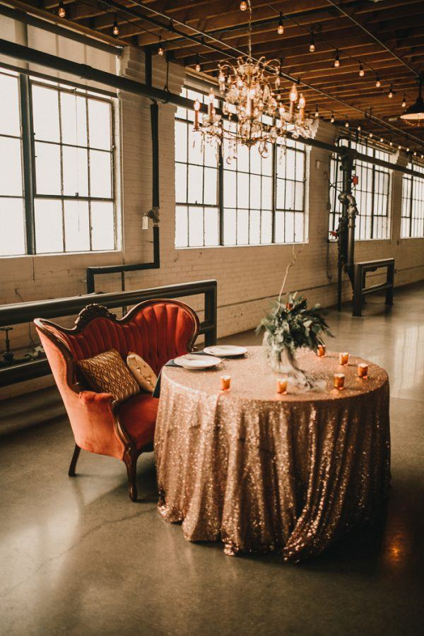 This Grand Rapids Wedding Has The Most Romantic Color