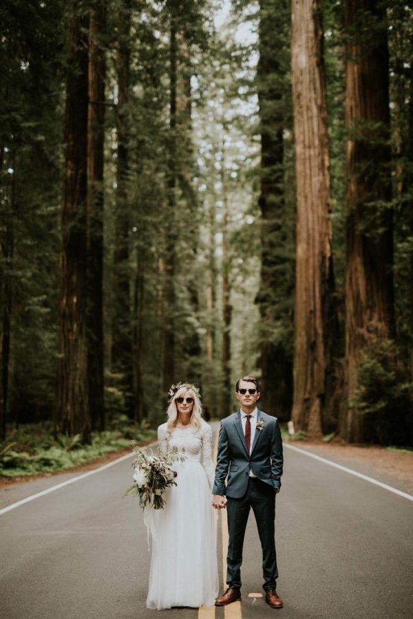 4d0e1f1277 Emma and Dilan celebrated their fifth wedding anniversary in style with an  epic national park vow renewal that takes dreaminess to a whole new level!