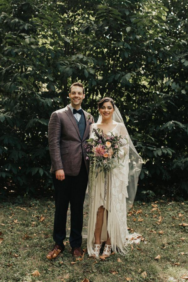 Diy Vintage Inspired Philly Wedding At Bartram 39 S Garden Junebug Weddings