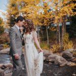 Glamorous Woodland Wedding at the Breckenridge Nordic Center