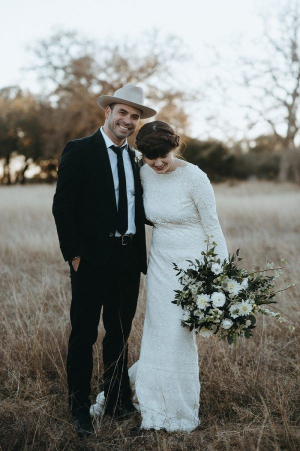 DIY Texas Hill Country Wedding at Memory Lane Event Center | Junebug ...