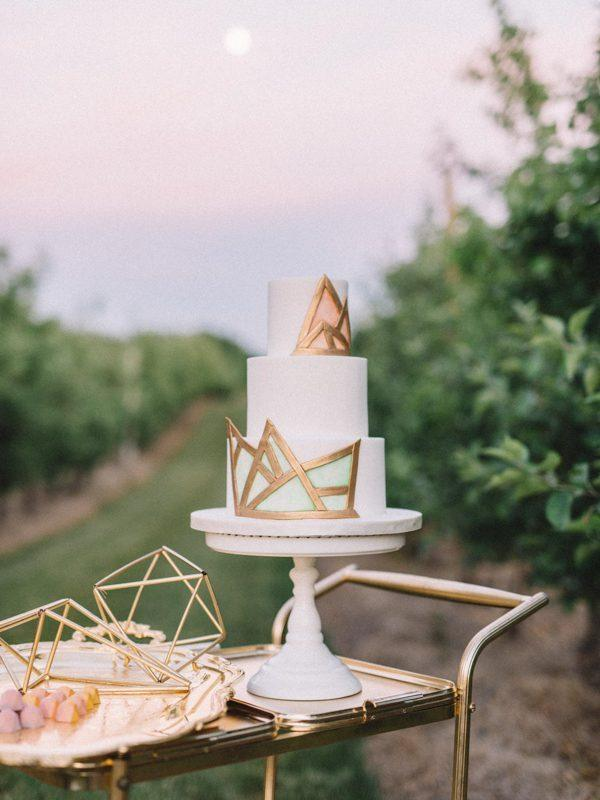 52 Geometric Wedding D 233 Cor Ideas Junebug Weddings