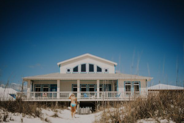 When Planning My Wedding The Most Important Part Was Finding A Huge Beach Home That Our Entire Party Could Stay At For Weekend