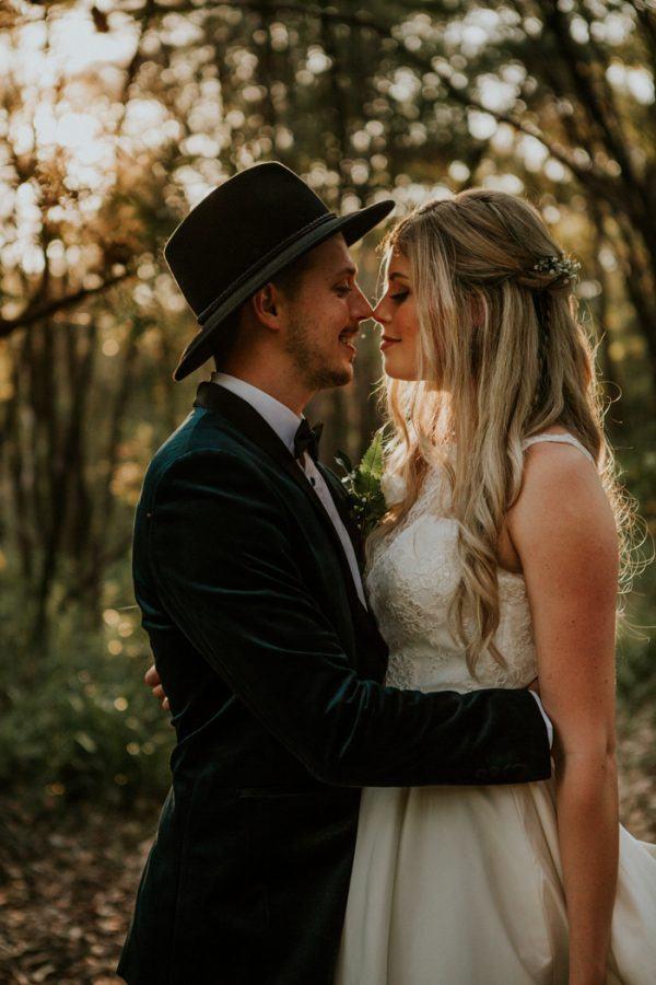 Lush Queensland Forest Wedding at Buderim Wirreanda Park ...