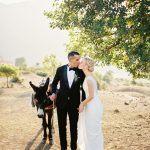 Naturally Modern Moroccan Wedding at Kasbah Bab Ourika