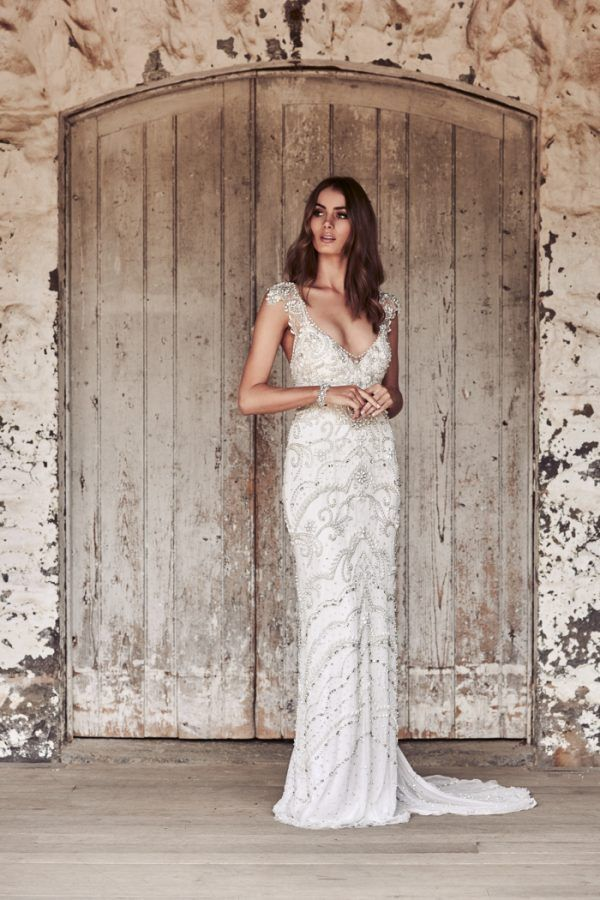 Celebrating 10 Years Of Anna Campbell Bridal With The