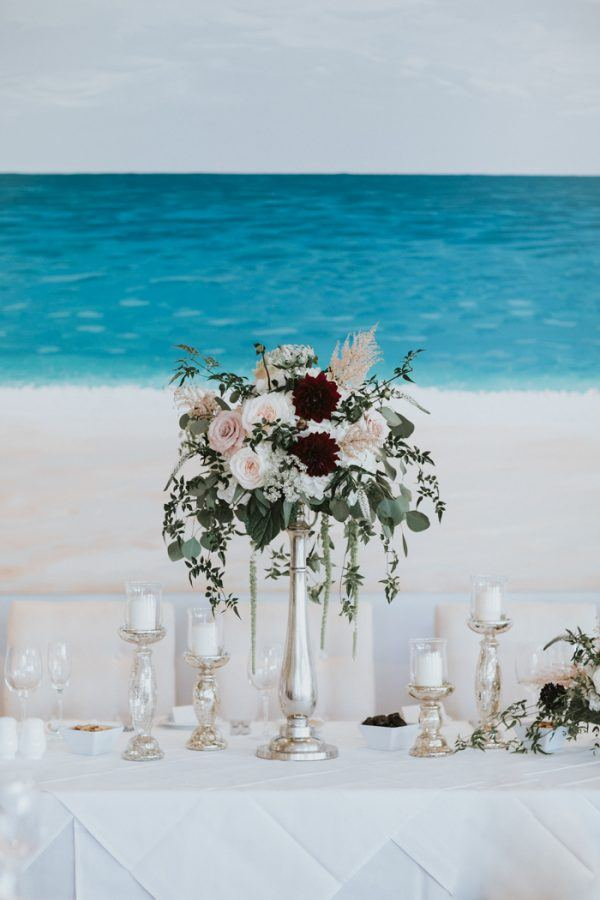 Classy Florida Destination Wedding At Miromar Lakes Beach