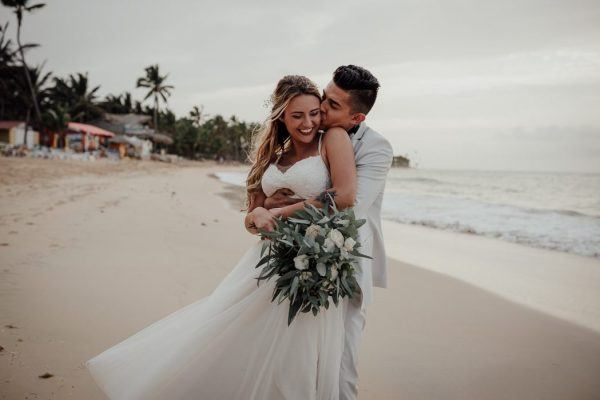 Dominican Republic Destination Wedding at The Palms Punta Cana