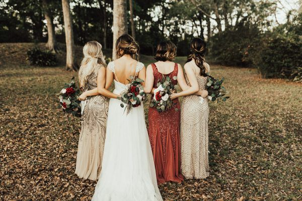 Laid Back Louisiana Wedding With Romantic Vibes At Acadian Village Junebug Weddings