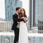 Modern Industrial Toronto Wedding at Aperture Room