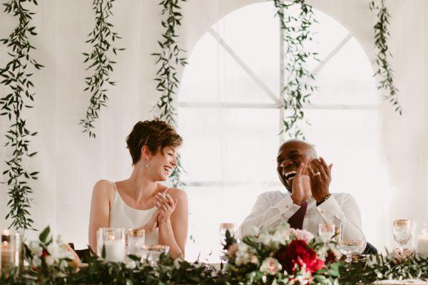 Modern Romantic Alberta Farm Wedding