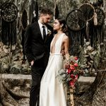 Tropical Garden Elopement Inspiration at Coqui Coqui Valladolid