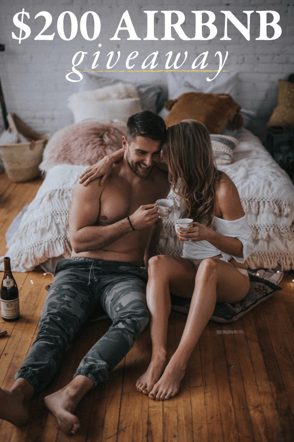 Enter to Win: $200 Airbnb Giveaway! | Junebug Weddings