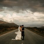 Exceptionally Chic Isle of Skye Wedding at Eilean Donan Castle