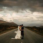 Exceptionally Chic Isle of Skye Wedding at Eilean Donan Castle