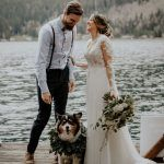 Private Waterfall Elopement in Olympic National Forest