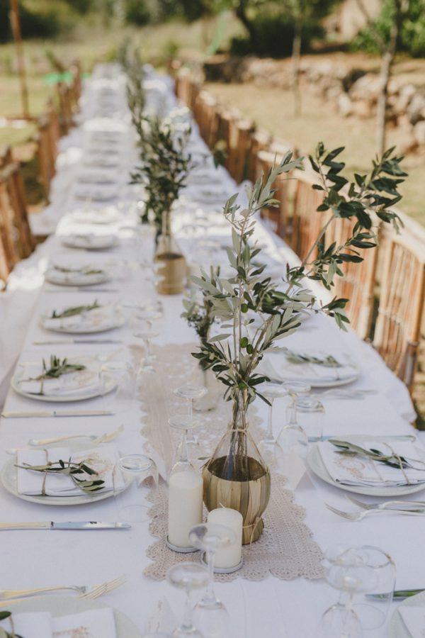 1950s Style Southern Italian Wedding At The Family S