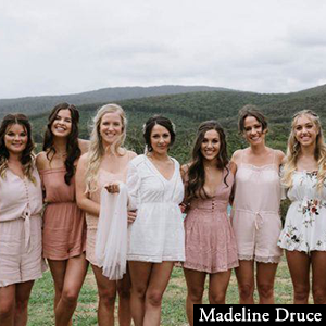 Mismatched Rompers