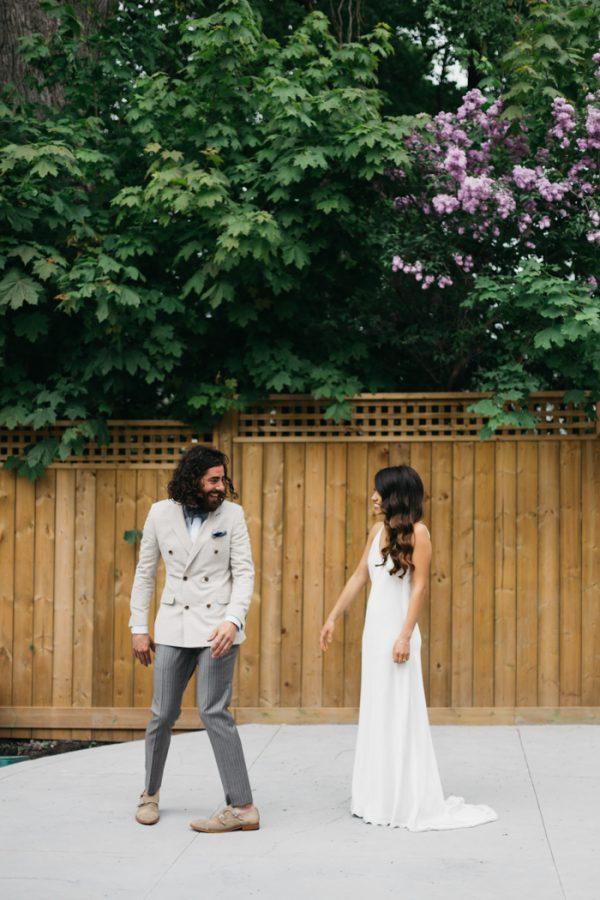 Toronto getaway wedding