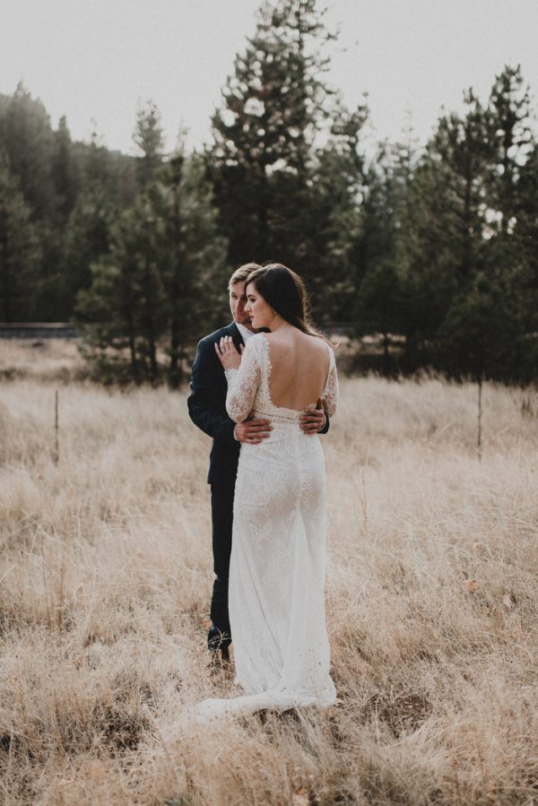 California Woodland Wedding at Twenty Mile House