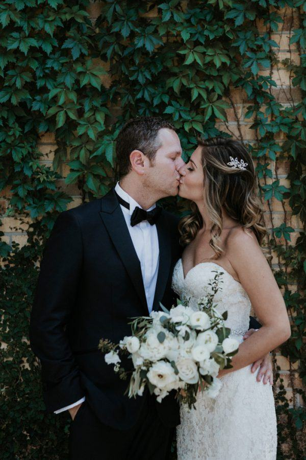 Classic Meets Rustic San Antonio Wedding At Hotel Emma