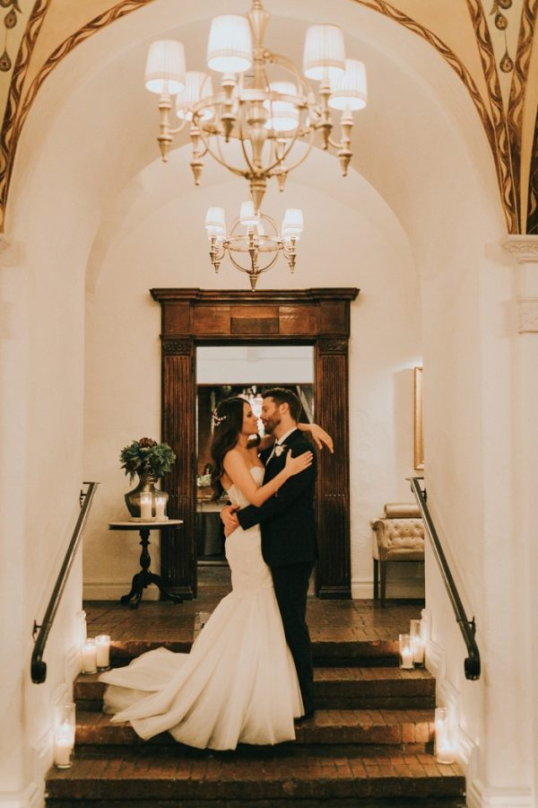 French Inspired Carondelet House Wedding In Los Angeles Junebug Weddings