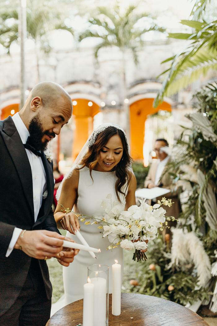 15 Sweet And Sentimental Unity Ceremony Ideas Junebug Weddings
