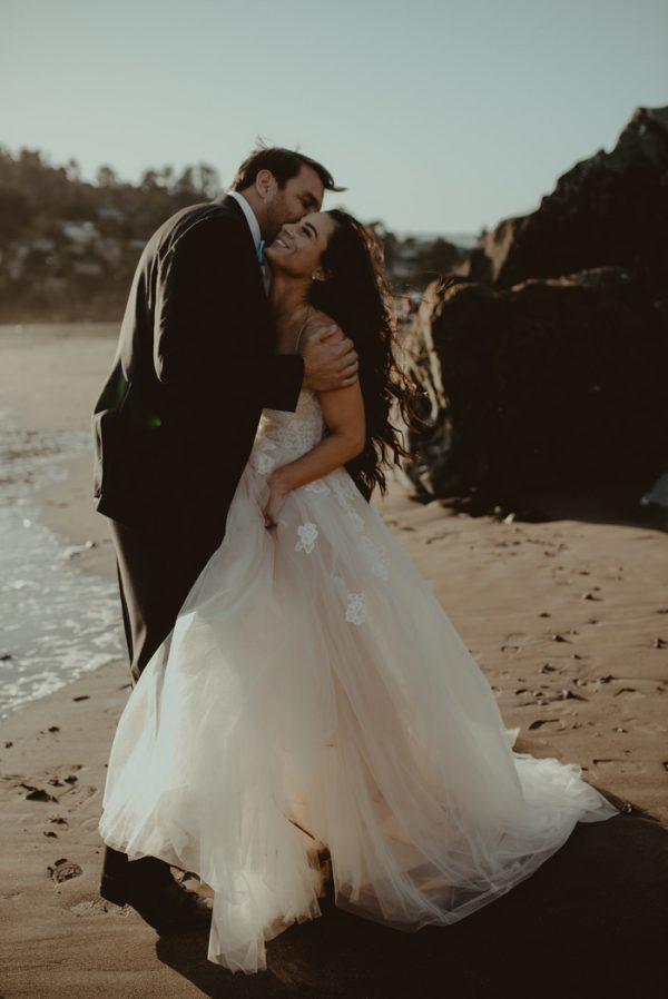 Family Oriented Muir Beach Wedding At The Pelican Inn