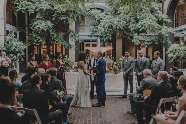 It Was The First Time That Ed And I As Well Majority Of Our Guests Were Visiting New Orleans So We Wanted Venues To Reflect Culture